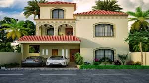 5 Marla House Front Design In Pakistan