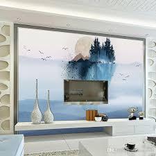 sea home decor custom photo wall mural living room study bedroom home decor