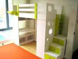 kids loft bunk beds with desk u2013 plfixtures info