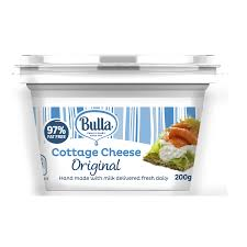 What To Add To Cottage Cheese by Bulla Cottage Cheese Plain And Low Fat 200g From Redmart