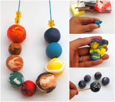 diy outer space kids jewelry diycandy com