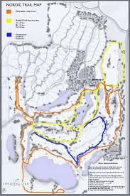 Jackson Hole Wyoming Map Nordic Skiing Cross County Teton Village Jackson Hole Wyoming