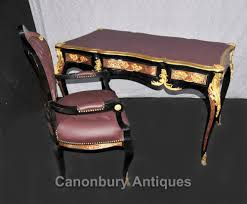 bureau boulle antique desk boulle furniture