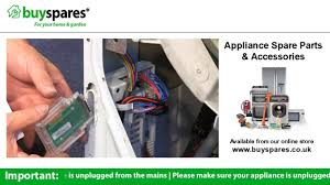 how to identify hotpoint or indesit fault codes youtube