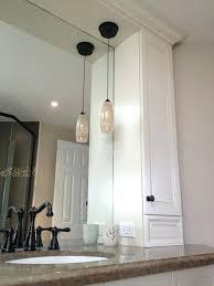 bathroom pendant lighting ideas best bathroom pendant lighting