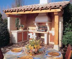 cuisine d été extérieure en cuisine d été extérieure exteriors gardens plein air dining