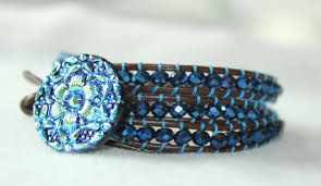 beaded wrap bracelet tutorials images Bead wrap bracelet how to make a bead wrap bracelet tutorial jpg