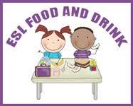 food drink esl efl activities worksheets games