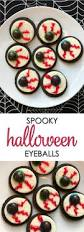 cookie eyeballs easy oreo recipes it is keeper
