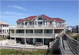 oceanfront beach house rentals wilmington nc tidal treasures