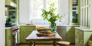 Painting The Kitchen Ideas Kitchen Remodeling Ideas For Small Kitchens 2 Different Color