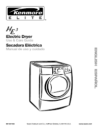kenmore 600 series dryer manual 28 images kenmore 600 clothes
