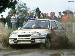 opel kadett rally car opel kadett gsi group a rallye car e 1988 wallpapers 1280x960