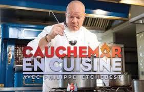 emission cauchemar en cuisine philippe etchebest mercredi 23 octobre 2013 diffusion de l émission cauchemar en
