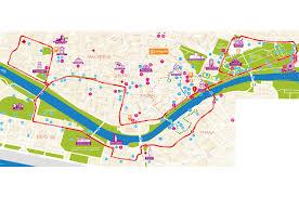 San Francisco Hop On Hop Off Map by City Sightseeing Seville Hop On Hop Off Tour Seville