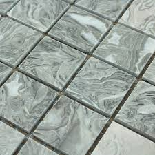 mosaic tile stainless steel metal wall tiles