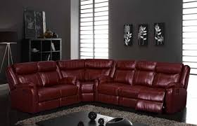 Bobs Luna Sectional by Burnt Orange Leather Sectional Sofa U0026 Burnt Orange Leather Sofa 16