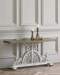 hooker sofa tables hooker furniture blondell console table