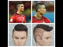 thomas muller world cup haircut tutorial rumble