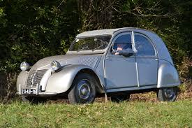 1952 citroen 2cv type a classic driver market