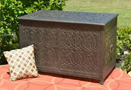 Storage For Patio Cushions Patio Furniture Amazing Storage Box Bangkokbest For Popular