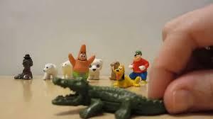 kinder surprise toys ice age disney minnie cartoon