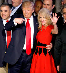 Russian Cabinet Kellyanne Conway Talks Trump Cabinet Picks With Ties To Russia
