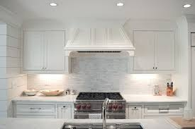 marble kitchen backsplash linear marble tile backsplash transitional kitchen amanda throughout
