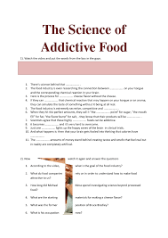 78 free eating habits worksheets