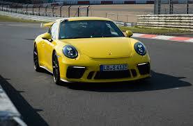 porsche 911 gt3 decimates nurburgring with 7 minutes 12 7 seconds