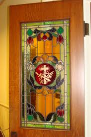 file stain glass door window jpg wikipedia