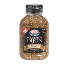 whole grain dijon mustard grain dijon mustard recipe dishmaps