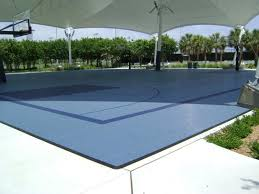 Backyard Sport Courts by Backyard Indoor And Outdoor Basketball Courts Sport Court