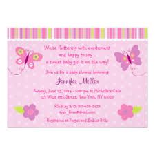 butterfly baby shower invitations dhavalthakur com