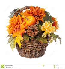 halloween autumn background halloween or thanksgiving bouquet with pumpkin and autumn flowers