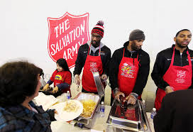 celebrating thanksgiving by giving back shareamerica
