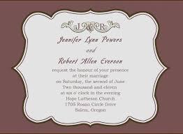 wedding invitations for friends creative wedding invitation wording fresh wedding invitation