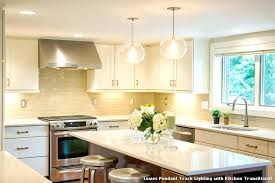 Kitchen Island Track Lighting Pendant Light Fixtures Home Depot Kits Making Picture Recessed