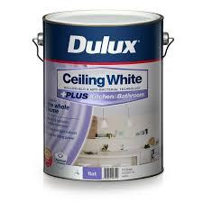 Mitre 10 Kitchen Design Dulux Kitchen U0026 Bathroom Ceiling White 10l Mitre 10