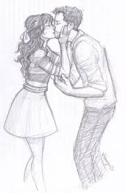 drawn kissing i love you pencil and in color drawn kissing i