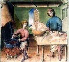 cuisine au moyen age la cuisine au moyen âge à la tour jean sans peur les dld