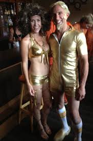 Scarface Halloween Costume Halloween Costume Austin Powers Goldmember Couples Costume
