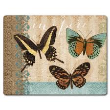 Butterfly Kitchen Decor Cutting Boards Kitchen Decor Decorative Accessories Moocowmeadows