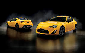 yellow toyota truck japan gets this cool toyota 86 yellow limited edition