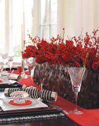 centerpieces for christmas table country outdoor christmas table setting decorating design