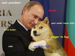 Putin Meme - putin bans russian putin memes