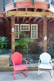 Backyard Decoration Ideas by Simple Backyard Decorating Ideas Paint A Birdhouse