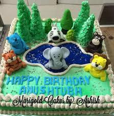 jungle theme cake jungle theme cake marigold