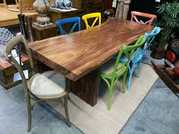 Slab Dining Table by 29 Best Live Edge Slab Wood Dining Tables Hand Crafted Images On