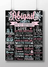 birthday signing board 429 best chalkboard baby boards 1st birthdays images on